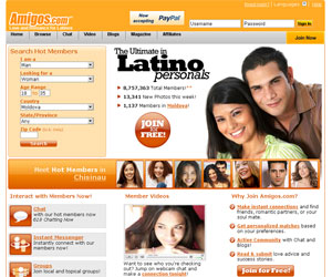 Amigos online dating